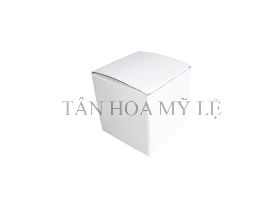 Hộp Ly Trắng To 10*11.5*12.5cm