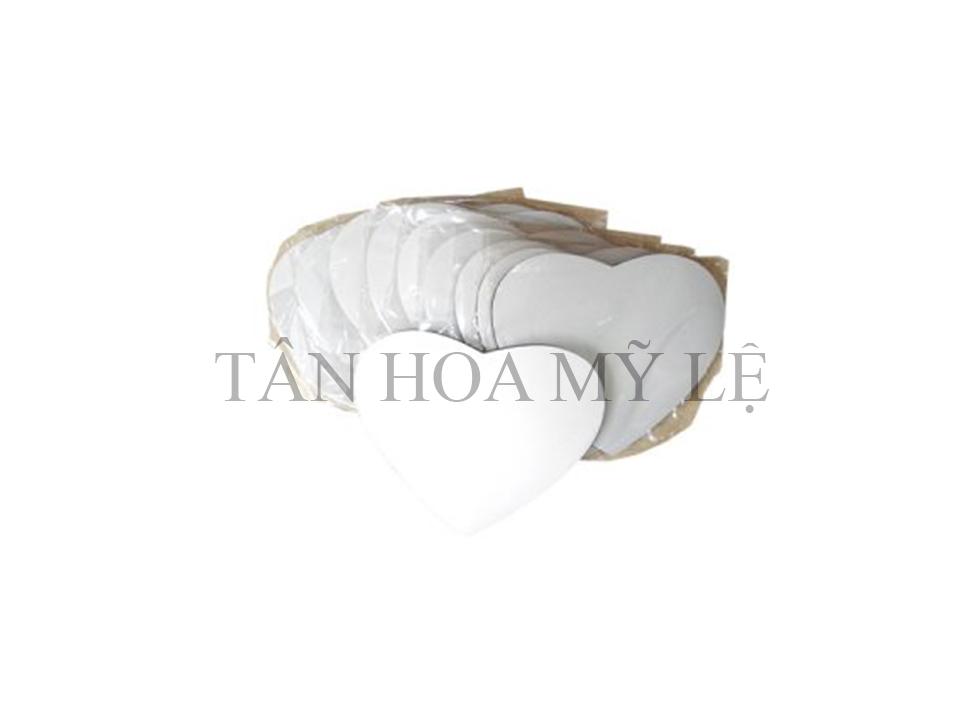 Lót Chuột Hình Tim Dày 3mm