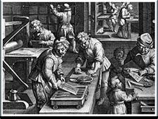 hình lịch sử in ấn
