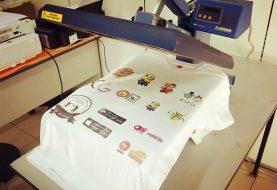 Hướng dẫn sử dụng máy in hình trên áo thun đúng cách