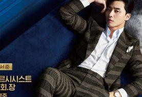 Lí do khiến nhiều người phải lòng Park Seo Joon - Thư ký Kim sao thế ?