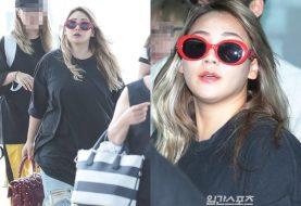 CL-Cựu trưởng nhóm 2NE1 gây bất ngờ với thân hình phát phì khó tin