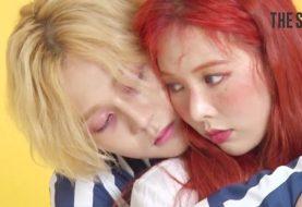 Tin Hot: Hyuna bất ngờ lên tiếng thừa nhận bí mật hẹn hò cùng đàn em được 2 năm